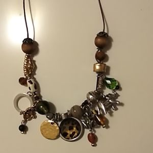 Chico's Charm Necklace
